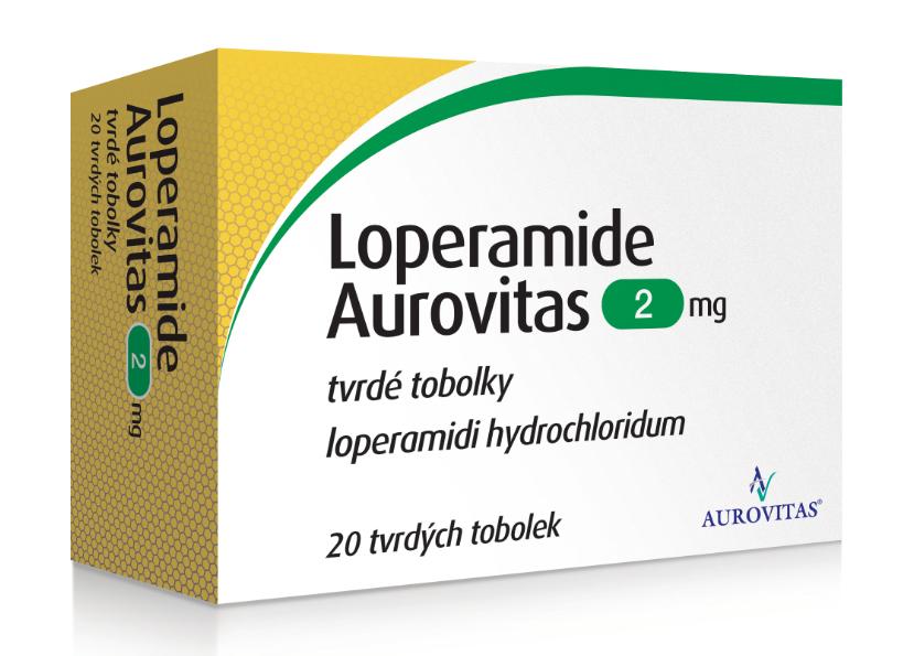 Loperamide Aurovitas   DEVĚTSIL JST s.r.o.